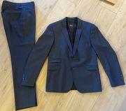 Strellson Anzug in dunkel Blau