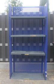 Schwerlastregale für Werkstatt Garage oder