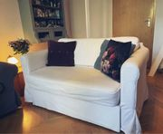 Ikea Couch 2er - Schlafsofa