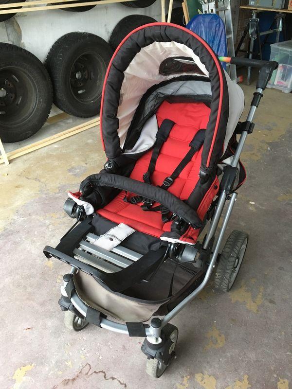Kinderwagen Teutonia Mistral S