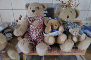 Älteres Teddy Set