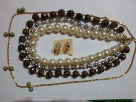Halsketten,Modeschmuck set