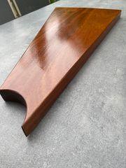 Mahagoni Holz Treppenstufen