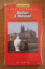Buch Meißen Meissen Älteste Porzellan-Manufaktur