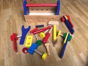 Holzspielzeug Baukasten