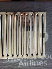 6 Stück Flammschutzfilter für Gastronomie