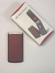 LG Android Klapphandy ideal für