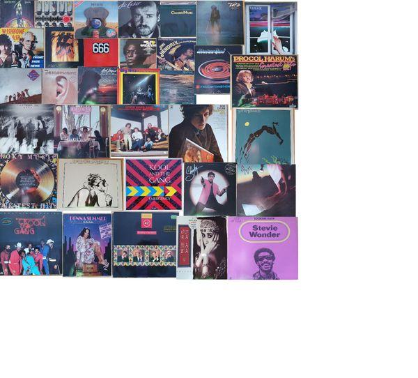 Vinyl Sammlung Rock Pop Disco