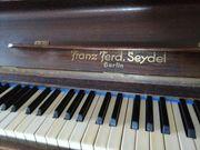 Klavier zum Verschenken