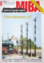 Miba Miniaturbahnen 7 93