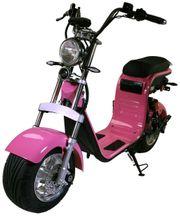 CityCoco Big Wheel Harley Scooter
