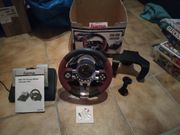 Hama Sony PS3 racing wheel