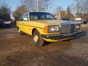 Oldtimer Mercedes benz 1983