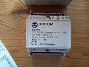 Rocom EX PVG Türstationenadapter ungebraucht