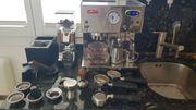 Lelit - Qualitäts Espressomaschine Set