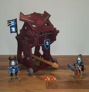 Playmobil 6628 Adlerritter Angriffsturm