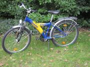 Fahrrad 24 Zoll - Kinderfahrrad - Jugendfahrrad - Wohnung