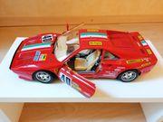 Modellauto Ferrari GTO 1984