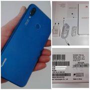 Huawei P20 lite blau Top