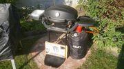 Landmann Pantera Kompakt-Gasgrill mit Zubehör