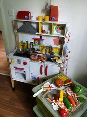 Kinderküche von Lidl mit Zubehör