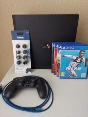 Playstation 4 Pro inkl Spiele