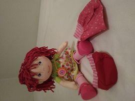 Puppen - Haba Puppe Liese liebebedürftig neu
