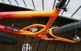 Mountain-Bikes, BMX-Räder, Rennräder - Cannondale Jekyll 3000 SX XTR