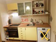 Ikea Küche gelb gebraucht