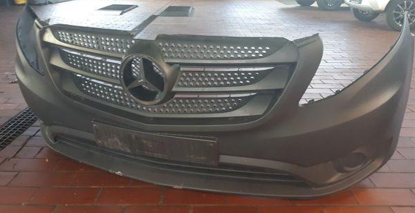 Mercedes Vito - Frontverkleidung - Frontstoßstange - mit