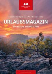 sächsische Schweiz Urlaubsmagazin zu verschenken