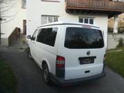 VW Campingbus T5 mit Aufstelldach