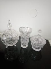 Vase und Zuckertasse