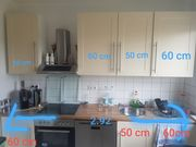 Küche mit E-Geräte