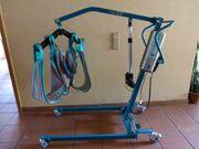 Personenlifter Aktivlifter Patientenlifter AKS-foldy