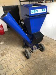 Gartenhäcksler Denqbar mit Benzinmotor 7