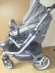 Teutonia Mistral Kinderwagen