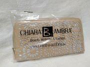 Geldbörse Clutch Chiara NEU Beautycase
