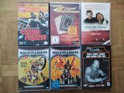 Diverse Rocker DVD s zu