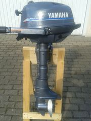 Außenborder Bootsmotor Yamaha 4 PS