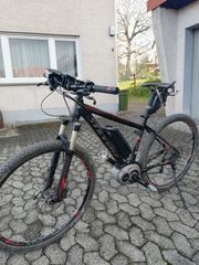 E-bike guter Zustand wenig Kilometer