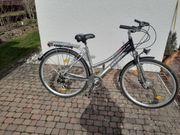28 Alu Damen Trekking Fahrrad