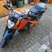 Motorrad Moped KTM Duke 125