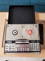 Tonbandgerät Grundig TK248 Hi-Fi Vintage