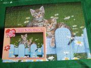 Katzenpuzzle 900 Teile