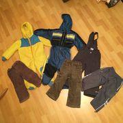 Winterkleidung Kinder gr 104 als