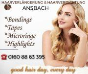 Haarverlängerung Haarverdichtung