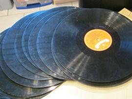 Alte Schallack-Schallplatten aus den 50er: Kleinanzeigen aus Gerlingen Gehenbühl - Rubrik CDs, DVDs, Videos, LPs