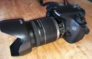 Canon EOS 60D mit Canon