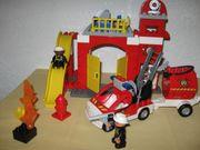 Lego Duplo Feuerwehr Hauptquartier 6168